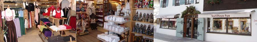 Textil- und Souvenirshop Fux